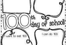 100 días de cole