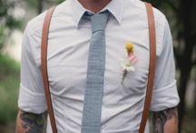 Wedding fashion for men / by Ross Chapman