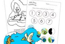Bibliai gyerek tanitas - illusztráció / segédanyag