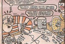Karikatür / #Karikatür , #Komik , #Abzürt , #Saçma , #Gerçek , #Yalan , #Yalnız , #Üzgün , #Huzur , #Dert , #Can , #Sıkıntı