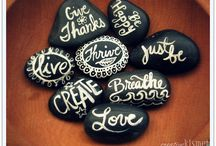 Crafts stone