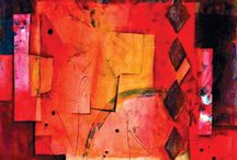 Abstract Art / Abstract painting can be whatever you make of it—or, in the case of non-objective art, whatever you don't make of it. Here we celebrate the many approaches to abstract art and share abstract painting ideas and tips.
