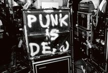 Punk Rock / Punk Rock, and formative proto-goth, and garage ... etc. i.e.: I decide. / by Christopher Grayson