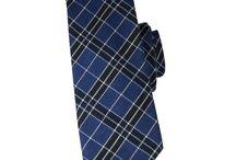 Cravates à carreaux H13 - Café Cototon / Découvrez toutes nos cravates carreaux de la collections hiver 2014