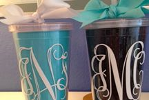 Bridesmaid gift ideas / by chey lew