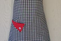 Aprons / Sewing