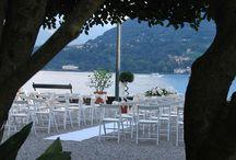 Choose Your Destination Lake como weddings