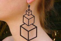 Lasercut jewelry