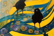 Blackbirds . . .