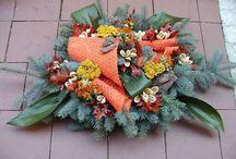 aranzmany na hrob