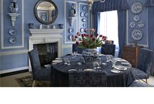 Blue and White-The Perennial Favorite / by Lisa Farmer Designs