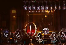 Table Numbers / by Lux Events and Design