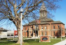 Kentucky Cities and Towns / Places to visit in the Bluegrass State.