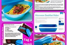 Tupperware Cooking