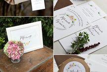 Wedding suite grafiche