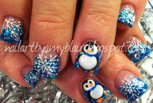 Nail & Make Up Ideas/Tricks / by Veronica Marie
