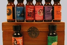 Candles, Oils & Incense