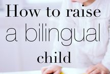 Multilingual Kiddos / Tips & resources for raising multilingual children :)