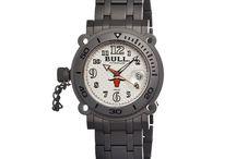 Bull Titanium Watches