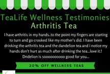TeaLife Wellness Teas