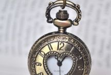 Once Upon A Time {Antique Watches}
