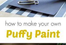 puff paint