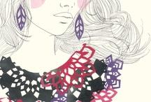 Paper Cuts / by Melanie Augustin (Kimono Reincarnate)