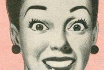 Vintage Headshots / by Brandy Alexander