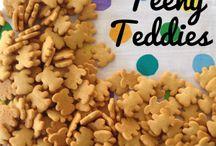 Treats for my sweet / Healthy 'treats' for Leah