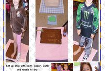 From MY kindergarten / Tips and fun in pictures from my kindergarten / by Diane Bonica
