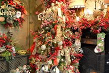 Lodge Christmas 2014 / by Ellis Home and Garden