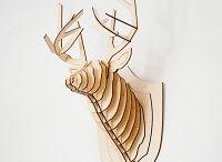 Fulvous / Sztuka drewna