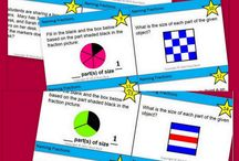 Task cards / by Cailey Whalen