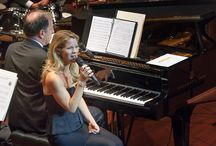 Performances at Armstrong Auditorium / A collection of performance photos from the Armstrong Auditorium in Edmond, Okla.
