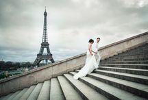 Autumn Paris Wedding / A lovely autumn wedding in Paris!