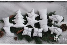 Vánoční šité dekorace / Vánoční šité dekorace.  Najdete nás i zde: https://www.facebook.com/groups/188315668023749/