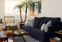 sofá + tapete