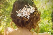 結婚式hair