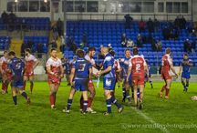 Rugby League / Photos from Rugby League matches from the Barrow-in-Furness area including photos from Barrow Raiders home games by Club Photographer Steve Miller