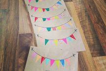 Einladungen / Kindergeburtstag, Feste, Feiertage, Selbermachen, Dekorieren, DIY-Ideen