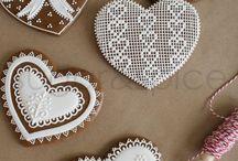 Gingerbread cookies - Xmas