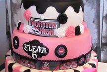 monster high birthday party / by Terri-Lynn Clarke