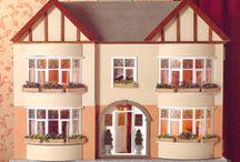 Dollhouses for Raegan / by Kim Barrow