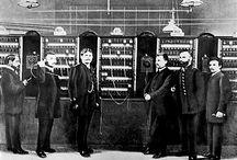 Vermittlungsstelle Telefonie