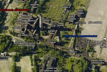 Vítkovice - vysoké pece a aglomerace / Historické materiály