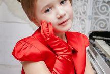 Моя маленькая принцесса / Девочка в разных образах