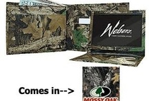 Realtree and Mossy Oak Camo Wallets