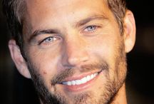 Paul Walker / Was always my #1 celeb crush of all time. RIP  / by Leah Michelle