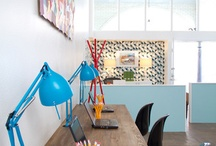 Homework/Study Room Inspiration / by Marisa Sosa-Baca