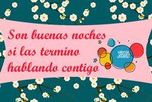 Buenas noches! / Imágenes con frases para desear ¡buenas noches!